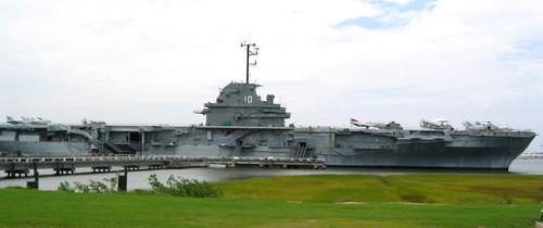 USS Yorktown, Charleston, SC