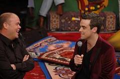 Aftellen tot Robbie Williams bij Paul