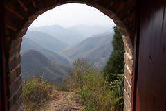 Portal to the mountains