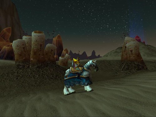 Knochen in Silithus