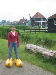 Zaanse Schans, Holland