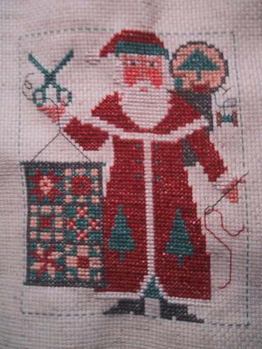 Prairie Schooler 2005 Santa