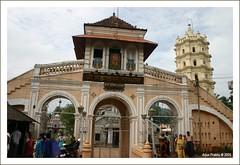 Shree Mahalasa Temple at Goa
