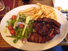 Sunday Mixed Grill
