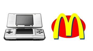 Nintendo McDonalds