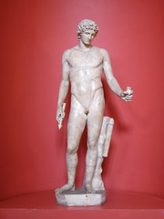 Roman statue of Apollo
