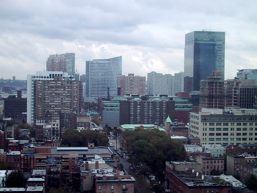 Jersey City view, #2