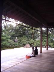 Zen meditation 瞑想