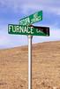 Furnace Creek Road