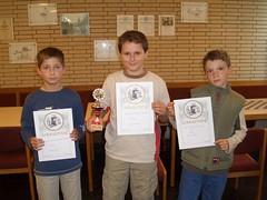 Die Sieger U 12