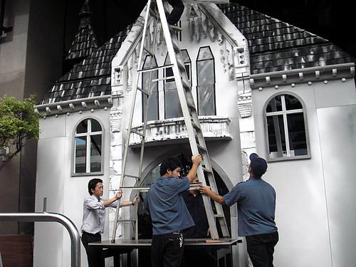 Novotel(Bangkok)-Halloween2