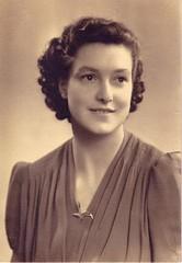 Grannie, aged 25