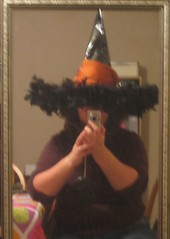 Witch hat, full