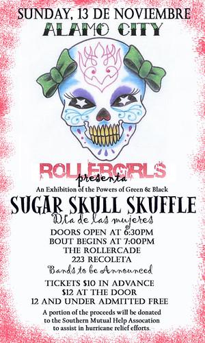 Alamo City Rollergirls - November 13, 2005