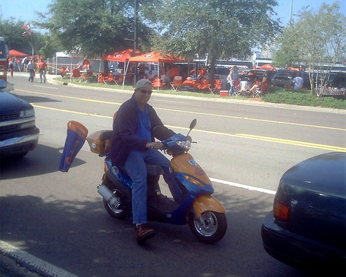 Florida Gay Moped