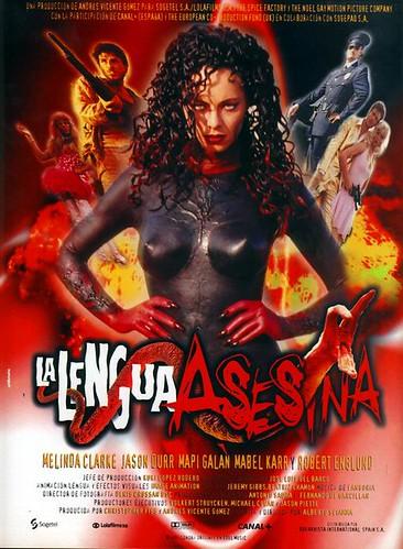 La Lengua Asesina (Cartel)