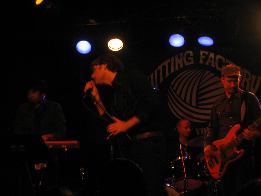 The Cloud Room @ Knitting Factory