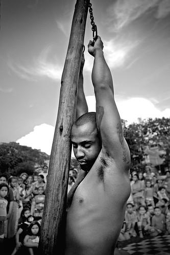Poca monitor de capoeira