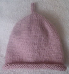 Baby Hat from Debbie Bliss...