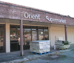 the demise of the Orient Supermarket
