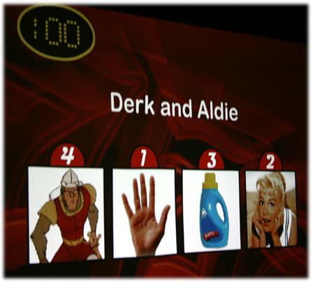 Derk and Aldie Trivia