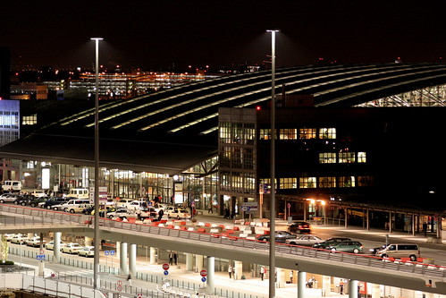 Hamburg: Terminal 1