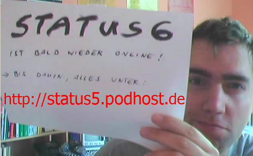 Status6-offline / Status5-online