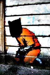 Banksy Guantanamo