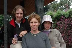 Nathalie, Ann en Eline