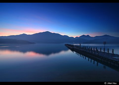 Sun Moon Lake photo by AllenHsu