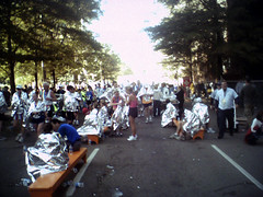 Finish Line - Mile 26.2
