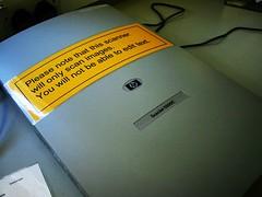 HP scanner 5300C