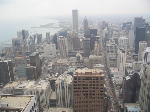 View From the John Hancock Tower #2