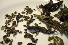 Ti Kuan Yin Leaves
