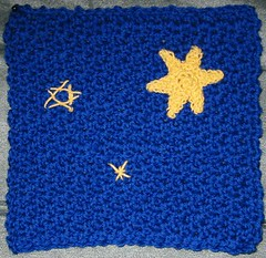 Afghan Square #41