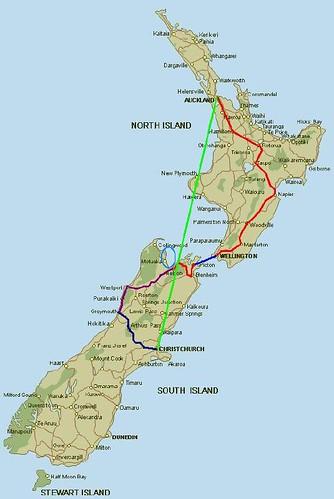 勇闖天涯紐西蘭《啤酒》探險之旅
