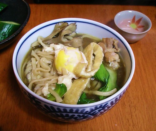 A Fish Out of WaterNabeyaki udon