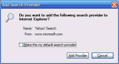 17 - add search provider
