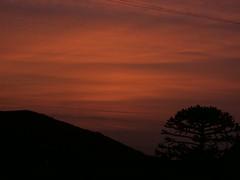 Wow!  An amazing sunset!