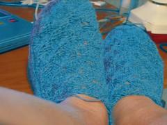 smurfine's socks