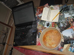 Ramen and Computers, the Korean lifestyle