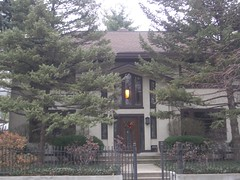 084 charles matthew house at 432 Kenilworth (not FLW)