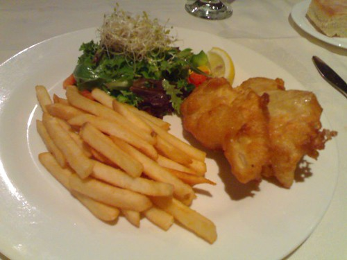 House Fish & Chips - Battered