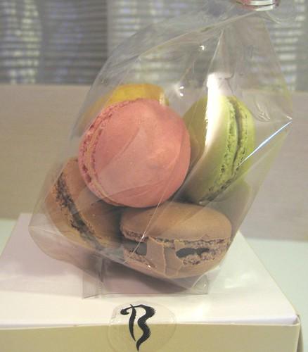 Bakerzin macaroons