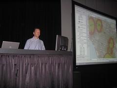 WPC2008 Session, ESRI