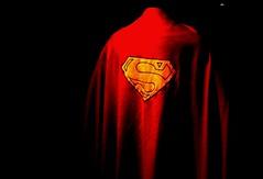 Yesterday night i met Superman photo by [Charlotte]ThePhilosopher