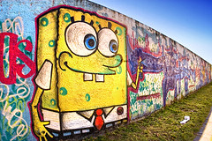Bob Esponja / Sponge Bob Graffiti photo by Omar Junior