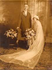 1920s Chicago Wedding photo by chicagogeek