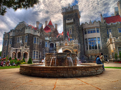 casa loma photo by paul bica