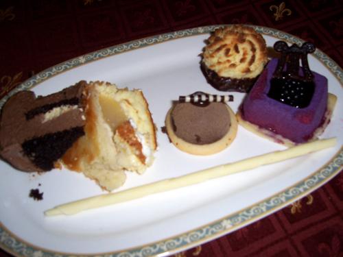 Dessert Plate #2